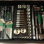 Felszerelt szerszámos szekrény (3)