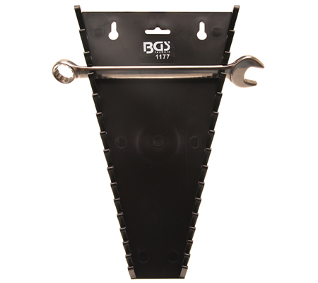 3.Műanyag villáskulcs tartó_BGS1177