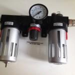 Vízleválasztó, regulátor és olajozó (F (4)