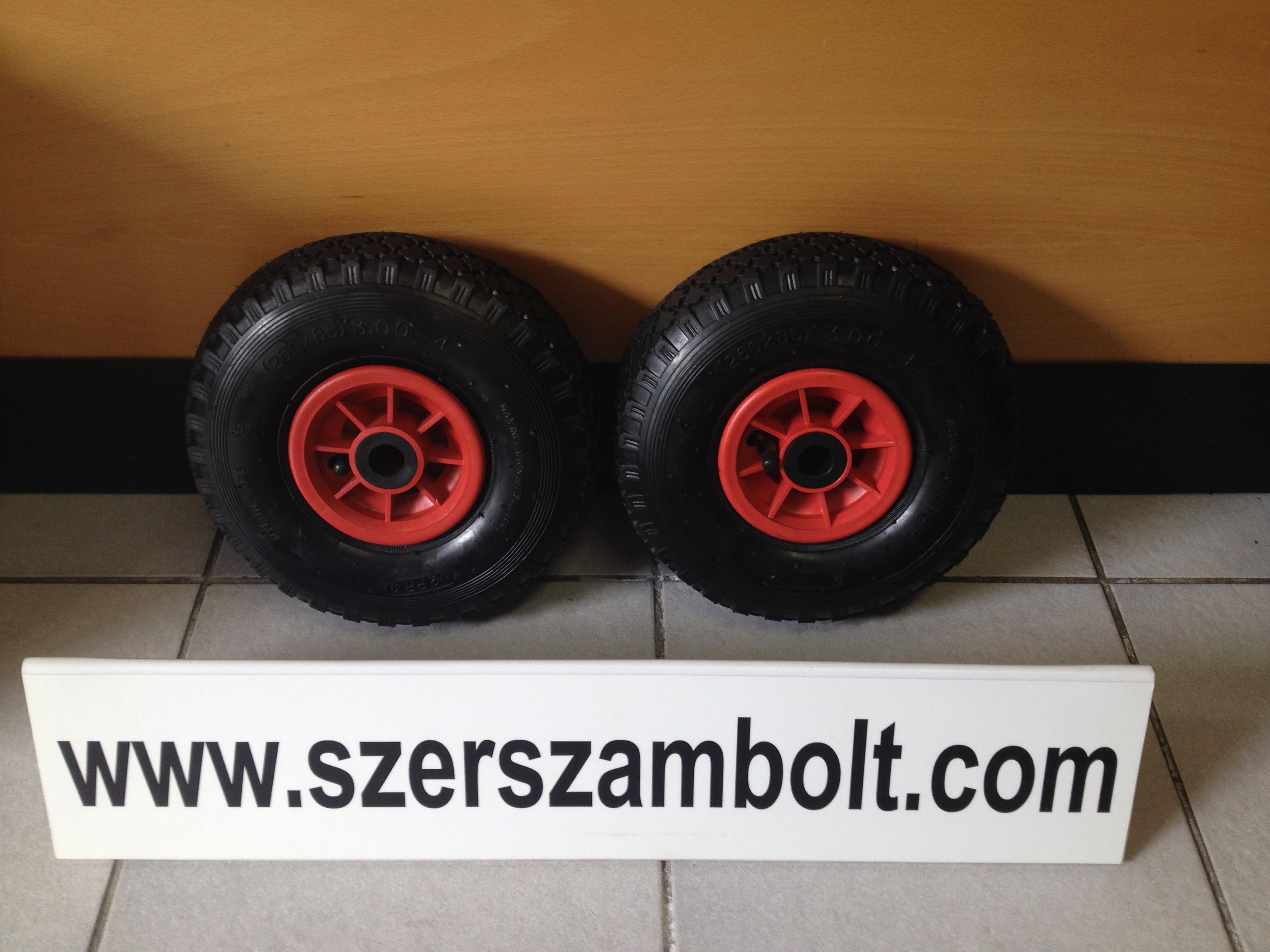 Felfújható kerék molnárkocsihoz (1)