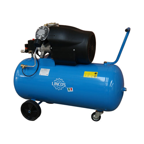 Ipari kompresszor 100l, 2.2kW, 8bar CC-10021CC-10021