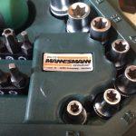 Mannesmann 215 részes dugókulcs készlet (3)