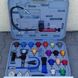 Hűtőrendszer tömítettségvizsgáló készlet MG50508-A (1)