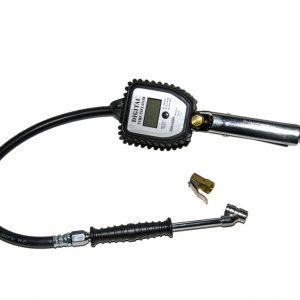 Kerékfújó (pumpálófej), digitális nyomáskijelzővel-WT04691