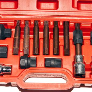 Generátor szerelő készlet, 13 darabos MK6110 (2)