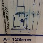 Olajemelő (palackemelő) két lépcsős TH810001 (2)